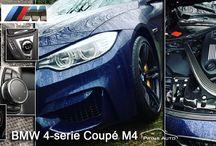 BMW M4 Coupé / We zouden veel over deze auto kunnen vertellen. Hoe mooi deze krachtpatser is en hoe veel vermogen er in de motor zit. Maar ook over het enorme uitgebreide pakket dat in deze BMW is verwerkt, maar... Hij is VERKOCHT. www.prinsauto.nl