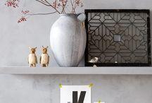 Livingroom / Decoratie