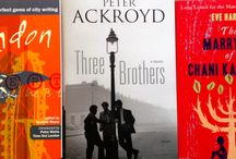 Books set in London / Novels and books that evoke location