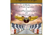 Prayers of a Virgin Book Launch / Become a fan for Prayers of a Virgin: 52 Weeks of Poetic Inspiration & Personal Planetary Guidance with the Destiny Cards