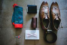 Groom / groom and groomsmen