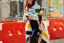 Street fashion spring
