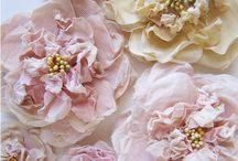Craft Flowers, PomPoms & Garlands 1