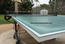 Kettler Match 5.0 Outdoor Ping Pong Table / Kettler Match 5.0 Outdoor Ping Pong Table #kettler #match5 #weatherproof #outdoor #pingpong #tabletennis