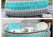 Crochet Storage