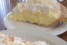 Pies / Cream