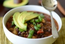 Food: Soups & Chili / by Kaitlyn L