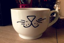 Decorate mug