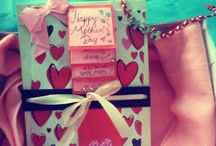 Mother's Day / i made it for mother's day on 22 Desember 2013, with my sister. it looks so cute. you should try it! :D