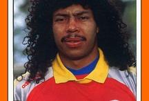 selección colombia 1990