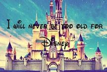 i will never de too old for disney
