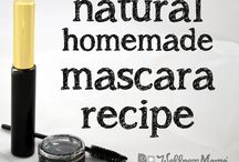 Homemade Organic Beauty Products~