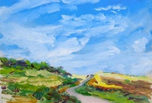 paintings from my past trips / by carrie jacobson