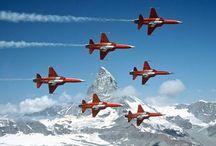 Patrouille Suisse / The Suisse Air Force
