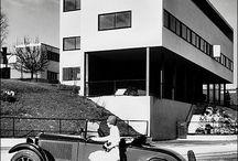 Architecture / Bauhaus