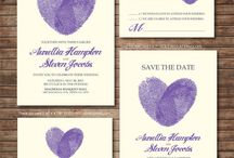 Wedding Invites / Wedding invites inspiration