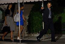 The Obamas / by makayla tatum