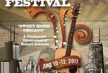 Blues & Jazz Fests