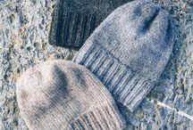strikk voksen