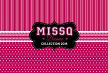 MISSQ DREAMS / Háló és szabadidő ruházat a MISSQ-tól.