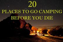 Camping tips n ideas / Tips, locations, ideas / by Cheri Collins