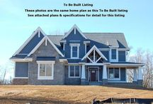 Saline,Mi New Construction Homes / by Missy Caulk, Ann Arbor Real Estate