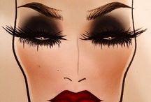 Face Charts I Love