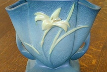 Vases & other pottery / by J Heart Treasures