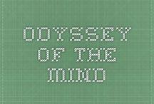 Oddesy of the mind