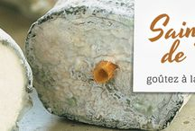 Wine & Cheese / The Loire Valley is renowed for its wine and goat cheese. Discover in pictures