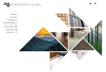Freshly Pressed: Crossville's Website Redesign Features / We're pleased to introduce the new crossvilleinc.com, a site designed to meet the unique needs of professional product specifiers! Many of our wonderful features are incorporated into the content below.