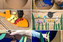 CardBoard_Art&Crafts
