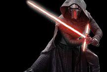 Kylo Ren-Star Wars / play by:Adam Driver