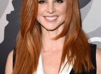 red hair?
