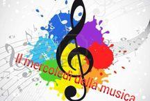 Il mercoledì della musica / ogni mercoledì si parlerà di musica