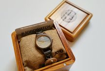 Holiday Gift Ideas: JORD wooden watches / Beautiful hand-crafted watches by JORD.