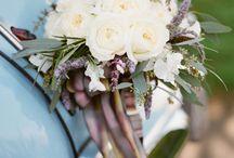 Samochod: dekoracja / by Pretty Wedding