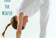 Yoga for Kids / Variety of yoga poses and resources for kids movements.