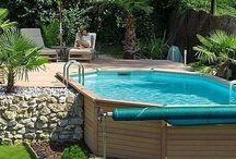 medencék és vízi játékok