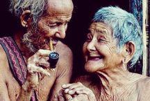 mooie mensen foto