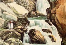 Timavo / Articoli e foto sul percorso e la storia del fiume Timavo