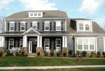 Forest Brook Estates / Forest Brook Estates offers beauty and seclusion with the convenience of Matthews. Beautiful wooded homesites are the perfect setting for charming homes.