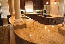 Gold Persa Granite!!