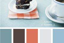 Сolor mix / Сombination of the palette