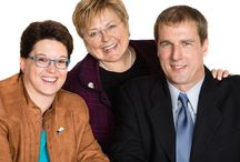 Who we are / Just an intro to three dedicated realtors® who think their clients deserve the very best.