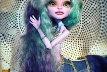 Haus of Dolls OOAK Customs / Custom ooak dolls by me