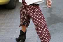 Women's fashion trends