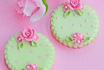 Fancy Cookies / by Stephanie Croskey-Jones
