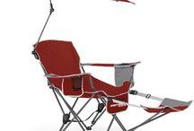 Umbrellas & Chairs