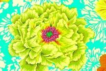 flower pattern vintage